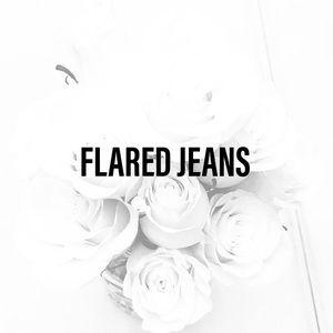 Jeans - FLARE LEG JEANS
